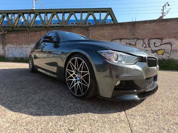 Bmw Serie 3 3.0 335i Sedan M Package At 306cv 2015