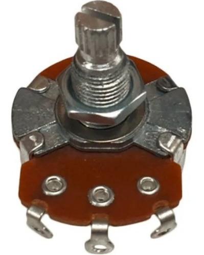 Imagen 1 de 1 de Potenciometro Sambong H59 A250k Logaritmico