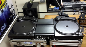 Gl Dj Cover Kit Capas Para 2 Technics Mkii + Mixer Djm S9