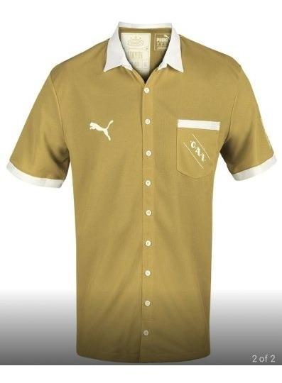 Camiseta Arquero Independiente Edición Limitada Dorada 2018