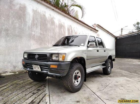 Toyota Hilux Rustico Carga 4x4