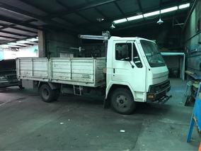 Camion Deutz Agrale C/grua 1tn Y Plataforma Hidraulica