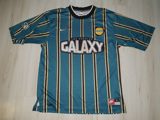 Linda Camisa Do Los Angeles Galaxy Nike Mls - Liga Americana