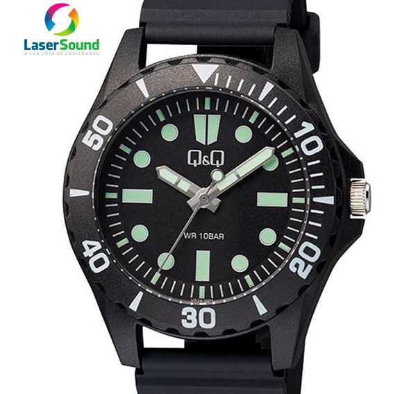 Relógio Q&q By Japan Masculino Vs26j001y C/ Garantia E Nf
