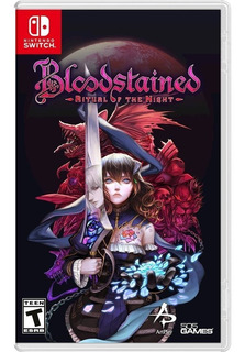 Bloodstained: Ritual Of The Night - Nintendo Switch - Msi