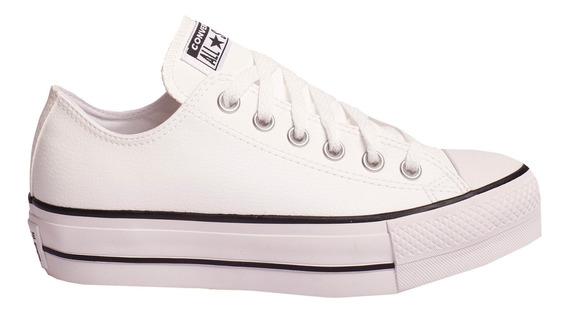 Zapatillas Converse Chuck Taylor All Star Lift -564767c- Tri