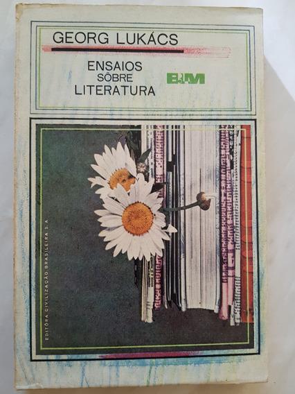 Ensaios Sobre Literatura. Georg Lukács