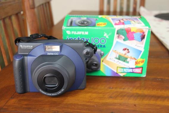 Camera Fuji 100 Instax - Decoração.