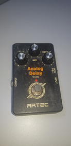 Pedal Delay Artec