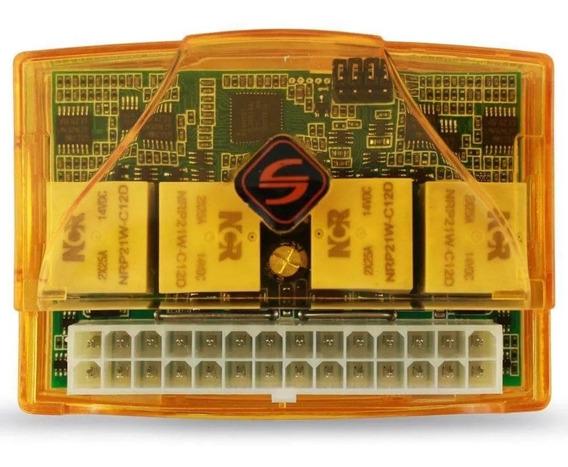 Lv Modulo Vidro Eletrico Soft Aw44 Universal Antiesmagamento