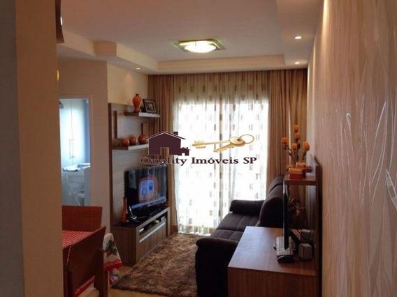 Lindo Apartamento Para Venda - Qy1399