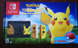 Nintendo Switch Console Let