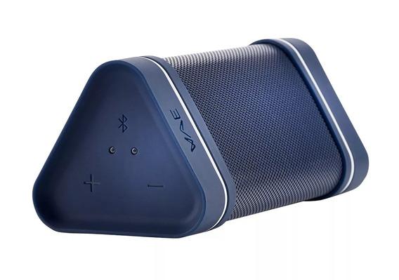 Caixa De Som Hercules Bluetooth Wae Outdoor 04plus Azul
