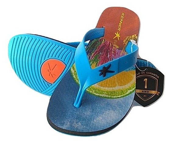 Chinelo Kenner Summer Tropical Desert Original