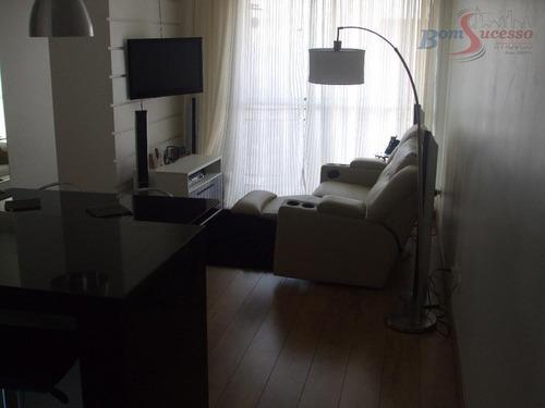 Imagem 1 de 13 de Apartamento Com 2 Dormitórios À Venda, 45 M² Por R$ 350.000,00 - Mooca (zona Leste) - São Paulo/sp - Ap1124