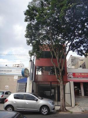 Sala Comercial 3 Pavimentos Para Venda Ou Locação, Centro, Sorocaba. - Sa0009
