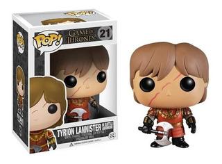 Pop Game Of Thrones (vinyl): Tyrion Lannister Funko Got