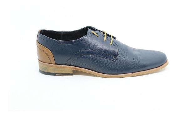 Zapato Formal Hugo Carrillo 640 Piel
