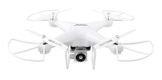Drone JJRC H68 com cámara HD white