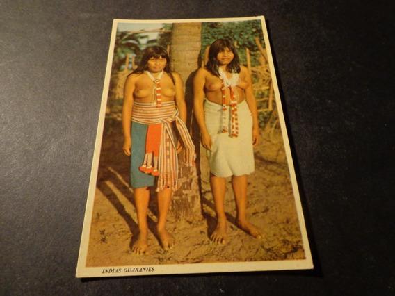 Paraguay- Indios Guaranies