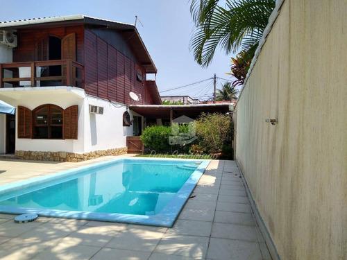 Imagem 1 de 27 de Casa Com 3 Dormitórios À Venda, 195 M² Por R$ 870.000,00 - Badu - Niterói/rj - Ca0419