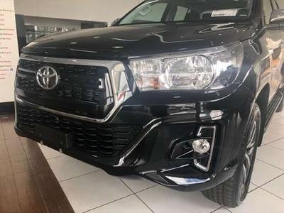 Toyota Hilux 2.8 Srv 4x4 Cd 16v Diesel 4p Automático 2020