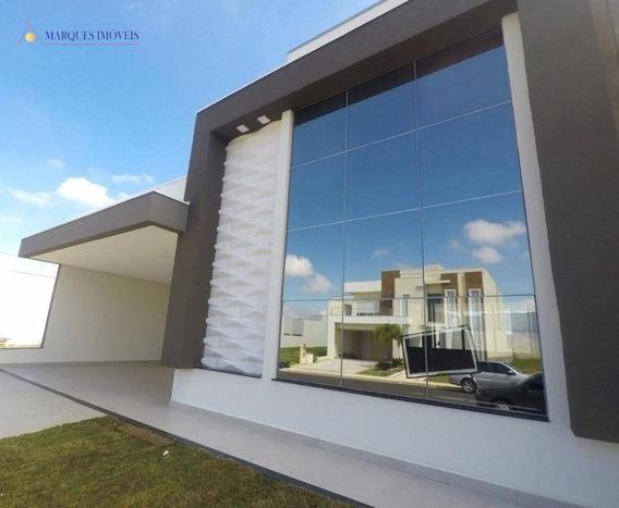 Casa Com 3 Dormitórios À Venda, 180 M² Por R$ 890.000,00 - Jardim Residencial Dona Lucilla - Indaiatuba/sp - Ca7101