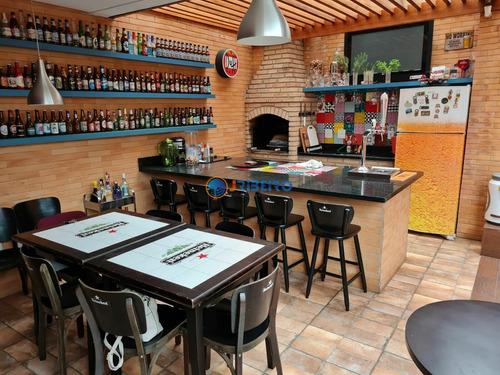 Imagem 1 de 30 de Casa Alto Padrão Para Venda 4 Suítes, 3 Vagas, Espaço Gourmet Churrasq. Prox. Metro Em Jardim São Paulo -  São Paulo-sp - 901127