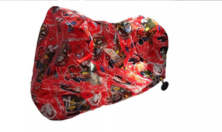 Cubrebicicletas Infantil Disney Avengers - Racer Bikes
