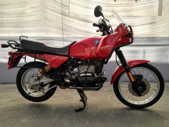 Bmw R-100 Gs - Excelente Estado - Año 1990