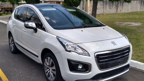 Peugeot 3008 Griffe Ano Baixa Quilometragem.