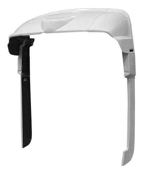 Deflector De Techo P/ Iveco Stralis 7partes Imp Plas Inyect