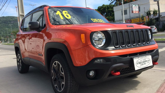Jeep Renegade Trail Hawk Diesel 4x4 Aut 2016