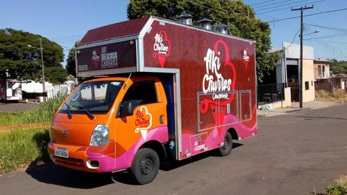 Food Truck Kia  2012