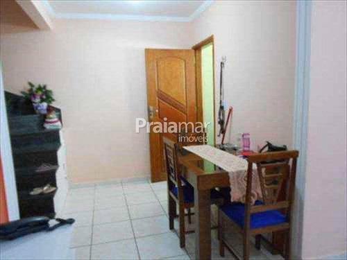 Imagem 1 de 21 de Sobrado Condomínio 3 Dorm | 12 Vaga | 95 M² |  Vila São Jorge I São Vicente - 1142