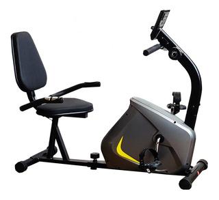 Bicicleta Estática Magnética Pro Recumbent C Home Fitness