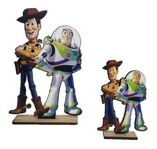 Centro De Mesa Economico X10u Toy Story