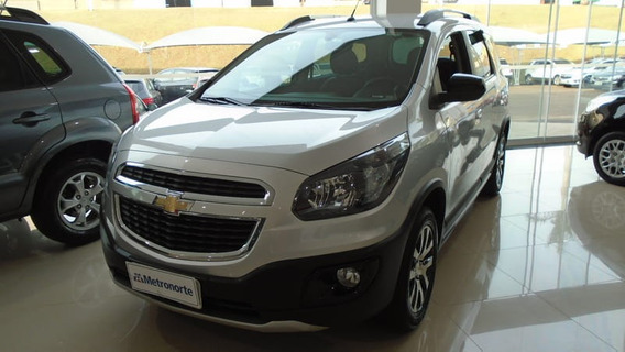 Chevrolet Spin 1.8 Activ 8v Flex 4p Aut 2016