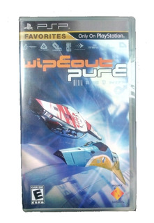 Playstation Portable - Psp Wipeout Pure