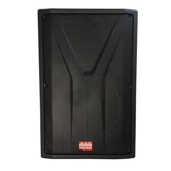 Caixa Ativa Voxtron Falante 15 Polegadas 500w Bi-amplificada