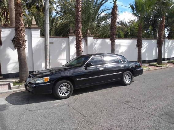 Lincoln Town Car Cartier Blindado N4p