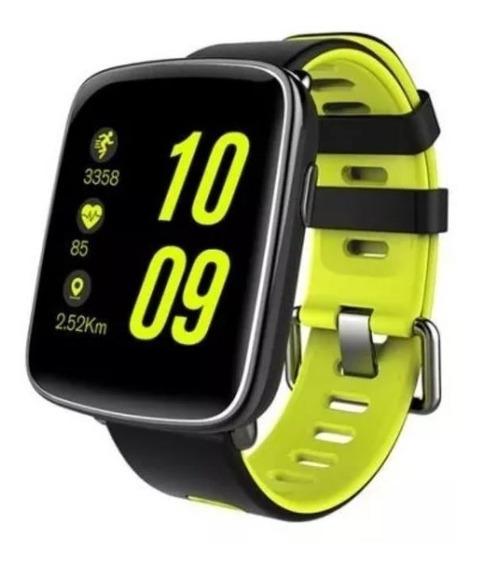 Reloj Smartwatch Gv68 Deportivo Ip68 Ritmo Cardiaco - T41
