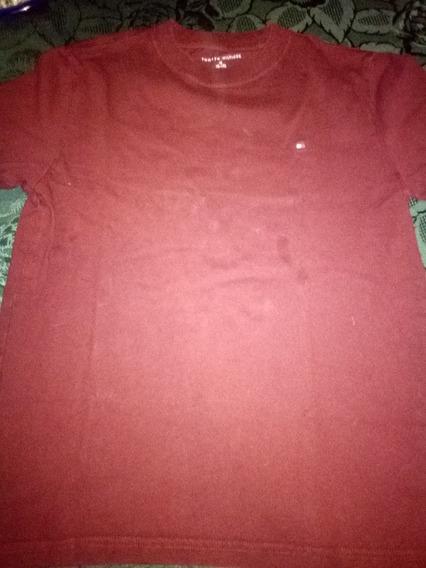 Camisas Talla M L Pantalón Talla 10 Niños Tommy Hilfiger