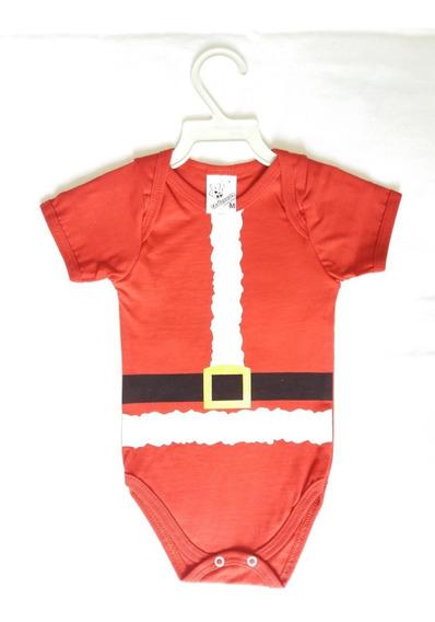 Body Bebê Natal Menino Menina