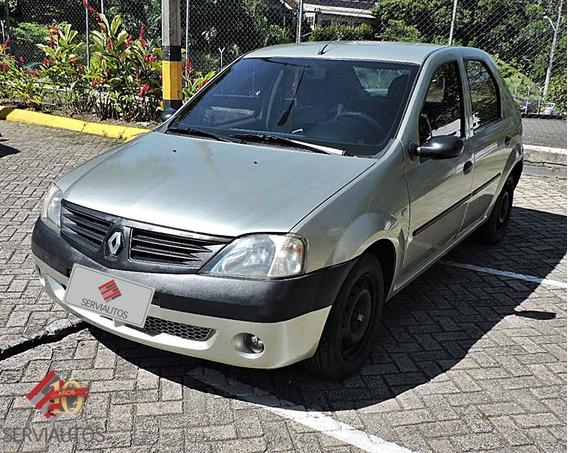 Renault Logan Expression Mt 1.4 2007 Ekv120
