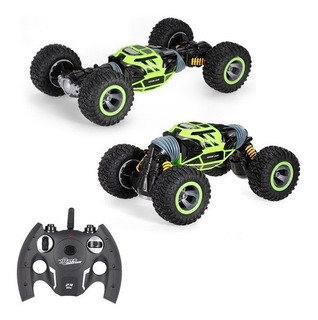 Auto A Control 4x4 Acrobacias 1:18 Todo Terreno Rock Rover