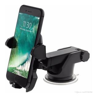 Suporte Celular Gps Carro Veicular Universal Trava Automatic