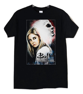 Poleras Buffy The Vampire Slayer Poster Tv Serie Poleradicto