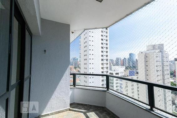 Apartamento No 13º Andar Com 3 Dormitórios E 2 Garagens - Id: 892947011 - 247011
