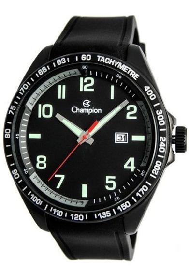 Relógio Masculino Champion Silicone Ca31720p
